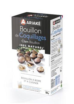 BOUILLON DE COQUILLAGE - ARIAKE