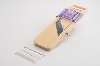 Mandoline japonaise coupe 65mm - Benriner