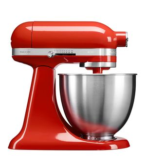 ROBOT MINI ARTISAN ROUGE PIMENT 3.3L - KITCHENAID
