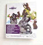 Moules chocolats lapins - Mastrad