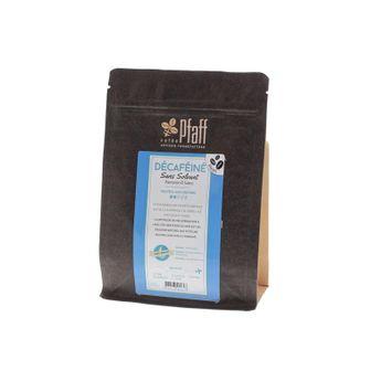 CAFE GRAINS DECAFEINE 250GR - CAFES PFAFF