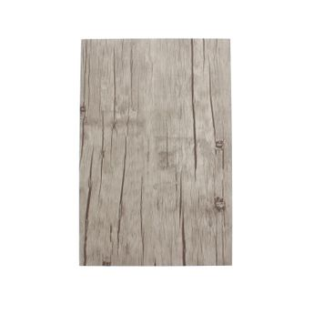 """Set de table aspect """"bois pvc """" pin gris - Asa Sélection"""