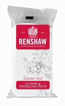 FLOWER MODELLING PASTE 250G - RENSHAW