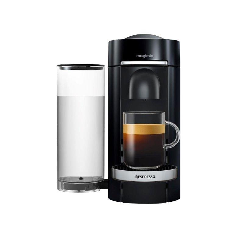 Nespresso vertuo noir laqué - Magimix