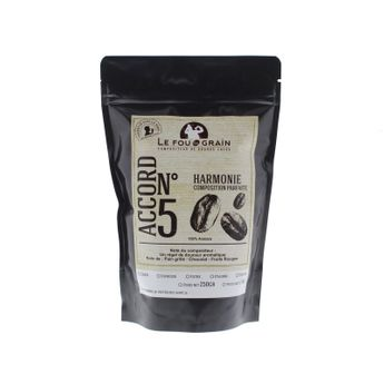 CAFE MOULU HARMONIE FILTRE ACCORD N°5