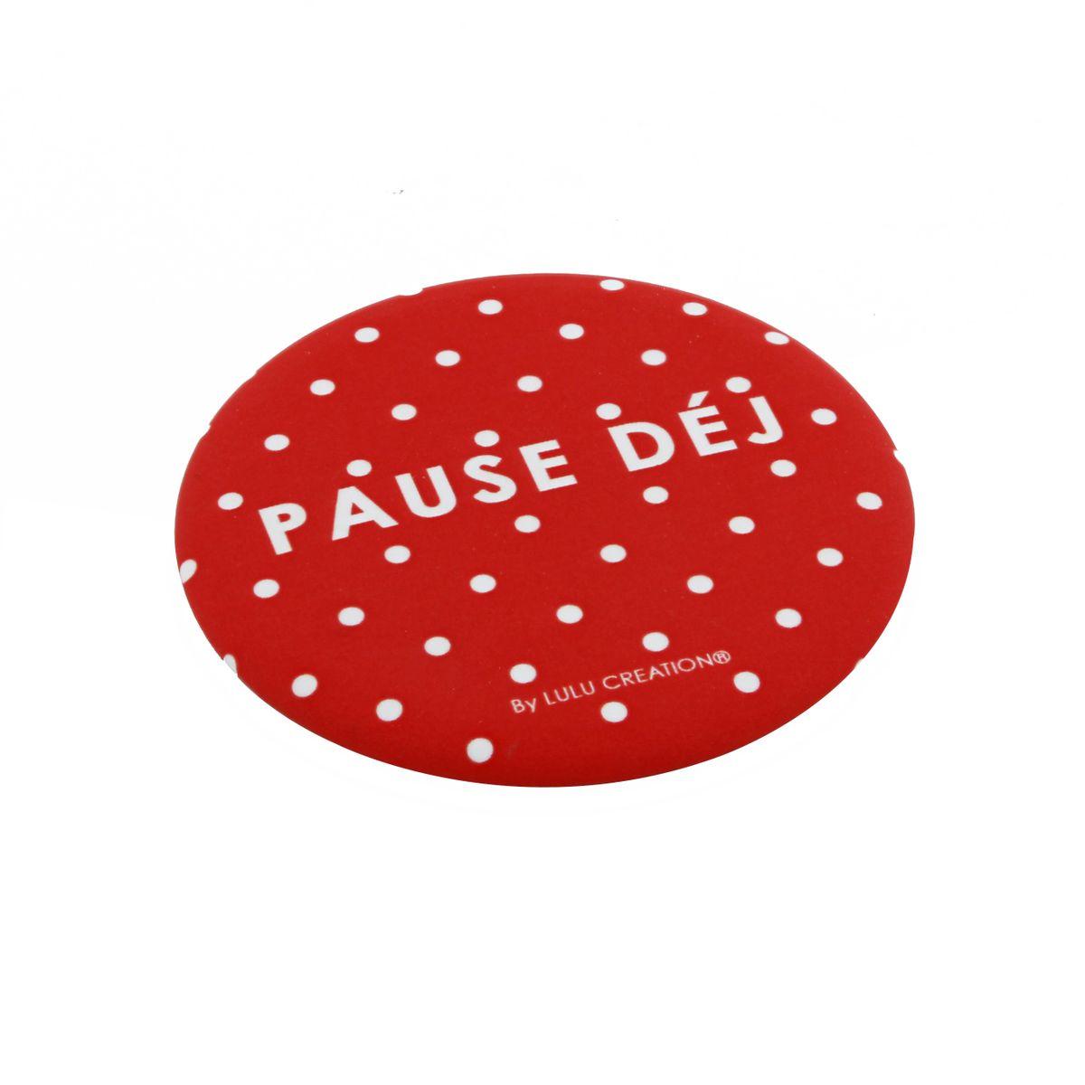 MAGNET DECAPSULEUR - PAUSE DEJ - LULU CREATION