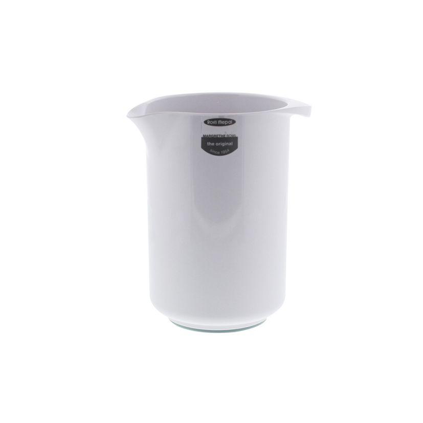Bol de préparation blanc 1l - Rosti