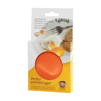Cuit-œuf poche - Lékué