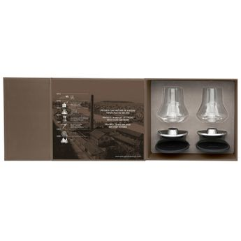SET 2 VERRES A WHISKY - PEUGEOT