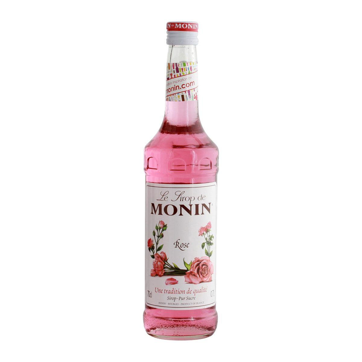 Sirop rose 70cl - Monin
