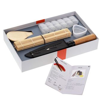 Coffret ustensiles sushis - Alice Délice