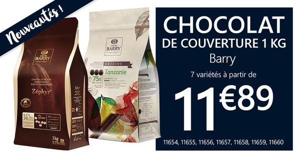 Chocolat Barry