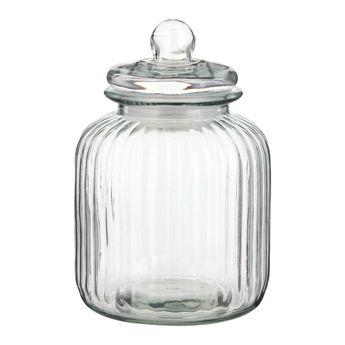 Bonbonnière en verre nostalgie 3,8L - Zeller