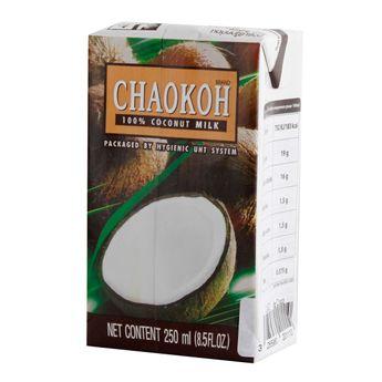 LAIT DE COCO - CHOKOH
