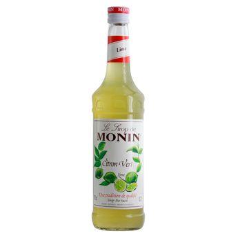 Achat en ligne Sirop citron vert 70 cl - Monin