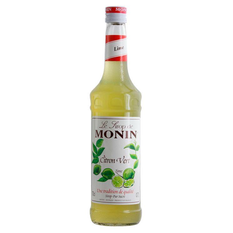 Sirop citron vert 70cl - Monin