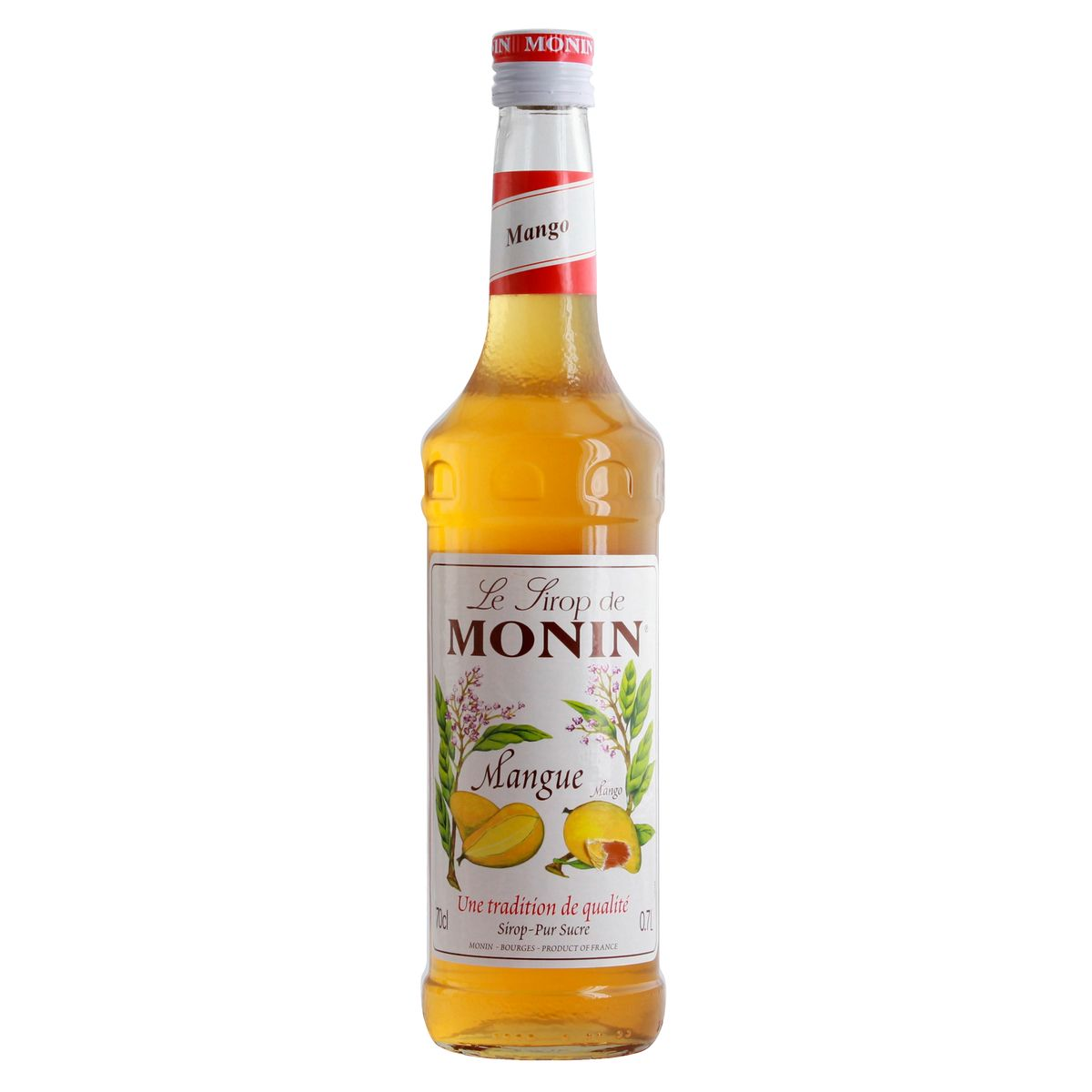Sirop mangue 70 cl - Monin
