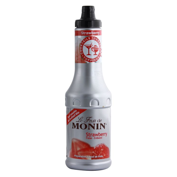 Fruit fraise 500 ml - Monin