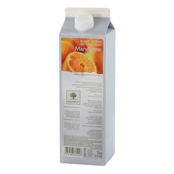 PUREE DE MANDARINES 1000ML -  RAVIFRUIT