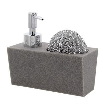 Achat en ligne Distributeur de savon + éponge - Jja