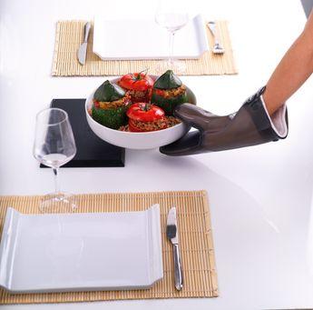 Achat en ligne Gant silicone Orka plus noir - Mastrad