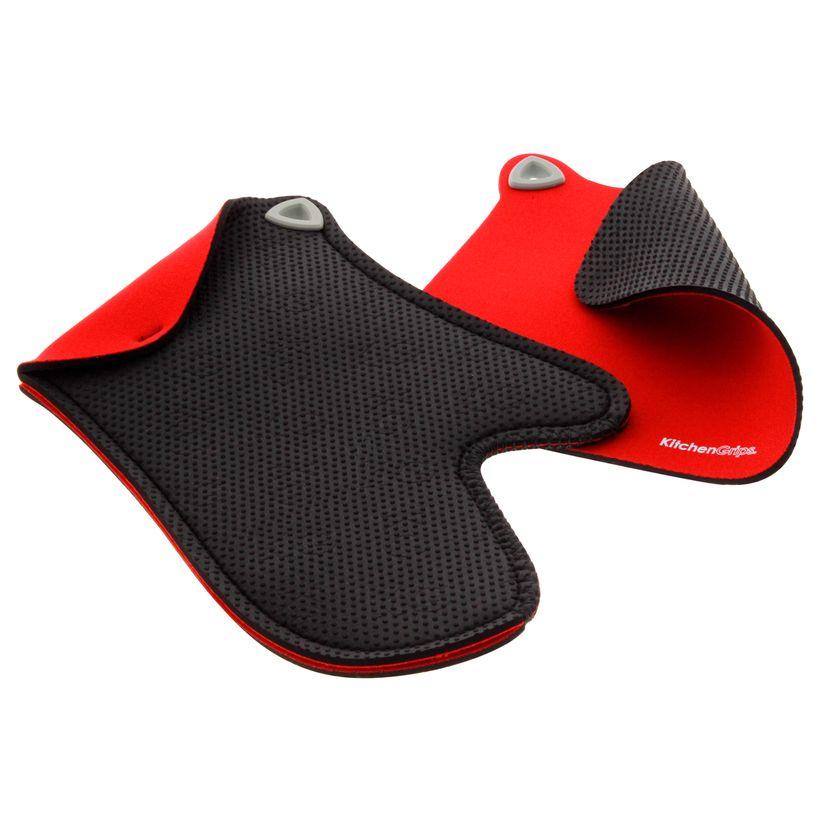 Gant anti-chaleur Flxaprene + manique qui passent au lave vaisselle - Kitchen Grips