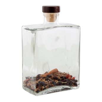 Bouteille mélange gin strawberry - Quai Sud