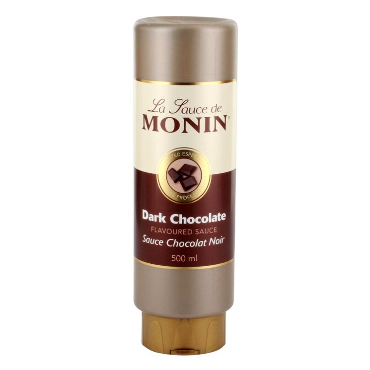 Sauce chocolat noir 50 cl - Monin