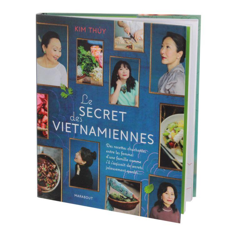 Le secret des vietnamiennes - Marabout