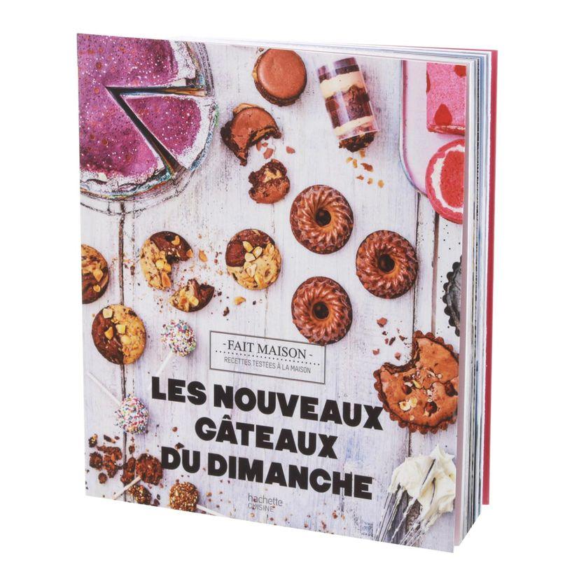 Les nouveaux gâteaux du dimanche - Hachette Pratique