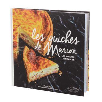 Les quiches de Marion - Marabout