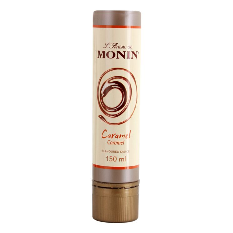 L´artiste de Monin - caramel 150 ml - Monin