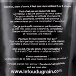 Café en grains Unisson Accord n°1 - Le Fou du Grain