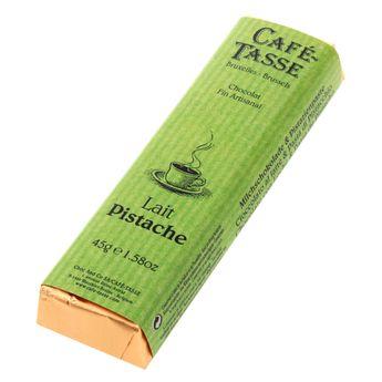 Achat en ligne Bâton assorti goût lait pistache 45gr - Cafetasse