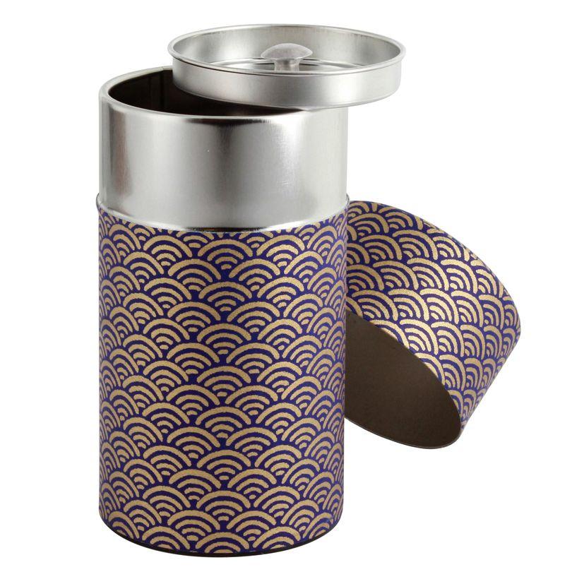 Boîte thé 150g 6.5x12.5 cm Fuji - Bastide Diffusion