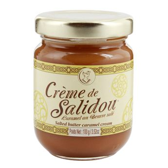 Achat en ligne Crème de salidou 100 gr - La Maison d´Armorine