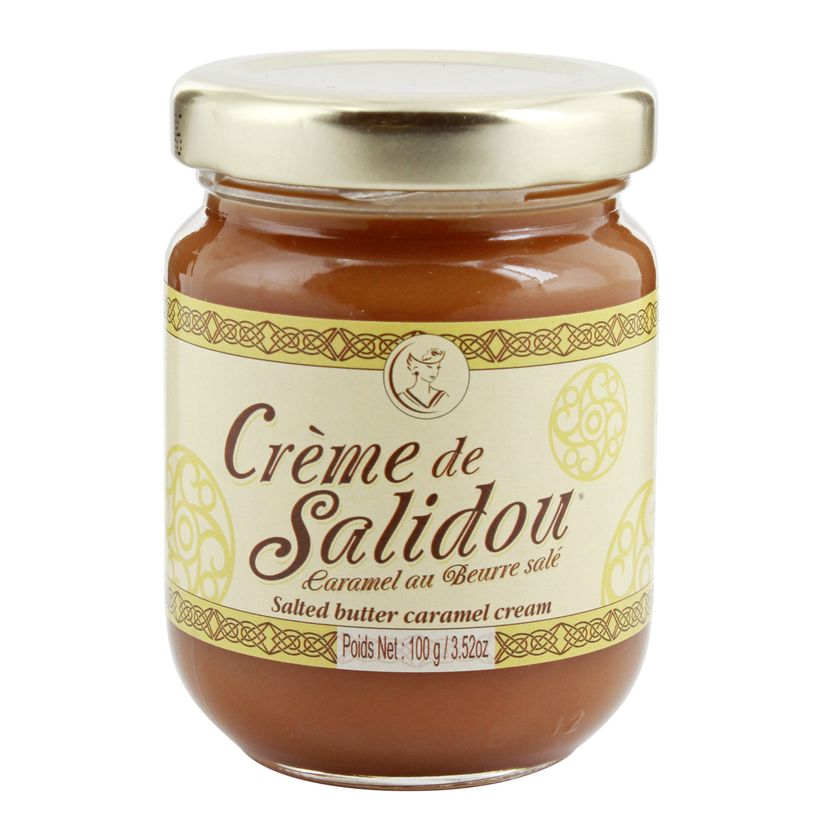 Crème de salidou 100gr - La Maison d´Armorine