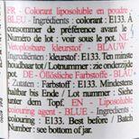 Colorant Color´choco bleu 5gr - Scrapcooking