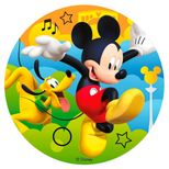 Disque en sucre Mickey 16cm - deKora
