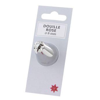 Achat en ligne Douille inox rose 8 mm
