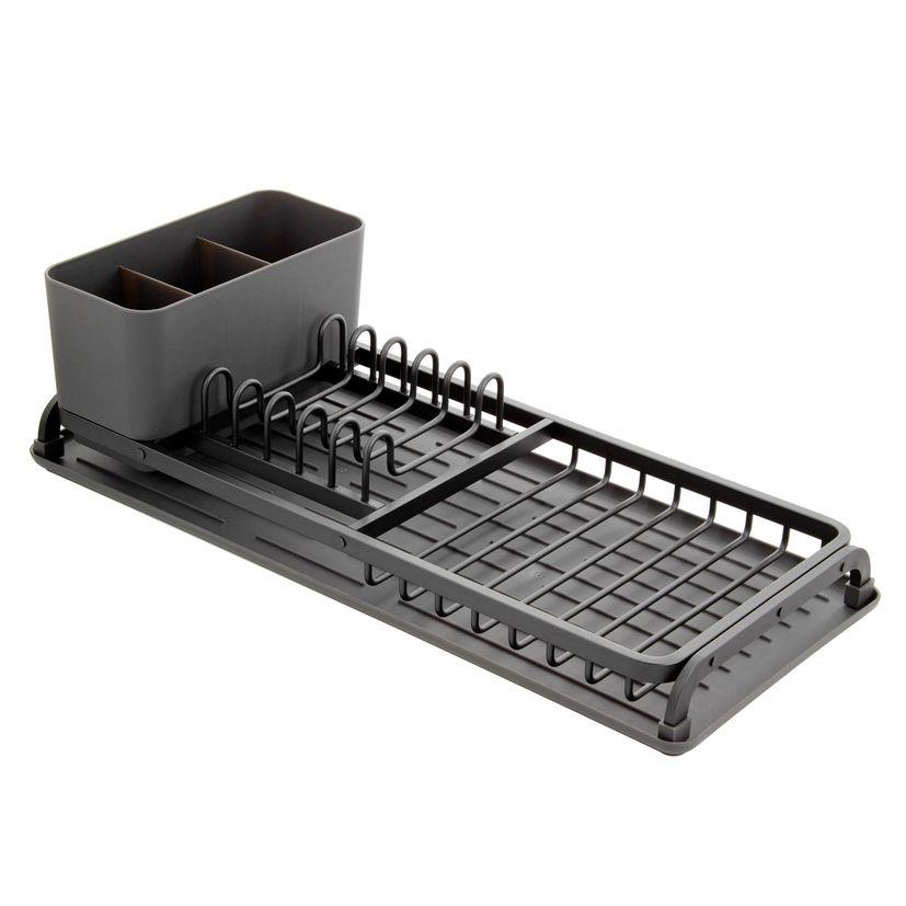 Egouttoir petit modèle compact gris - Brabantia