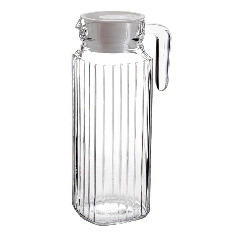 Carafe en verre Quadro 1.1L - Luminarc