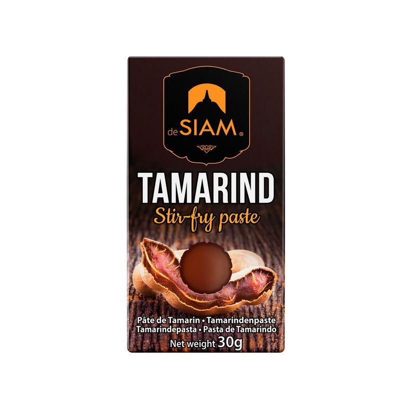 Pâte de tamarind 30gr - De Siam