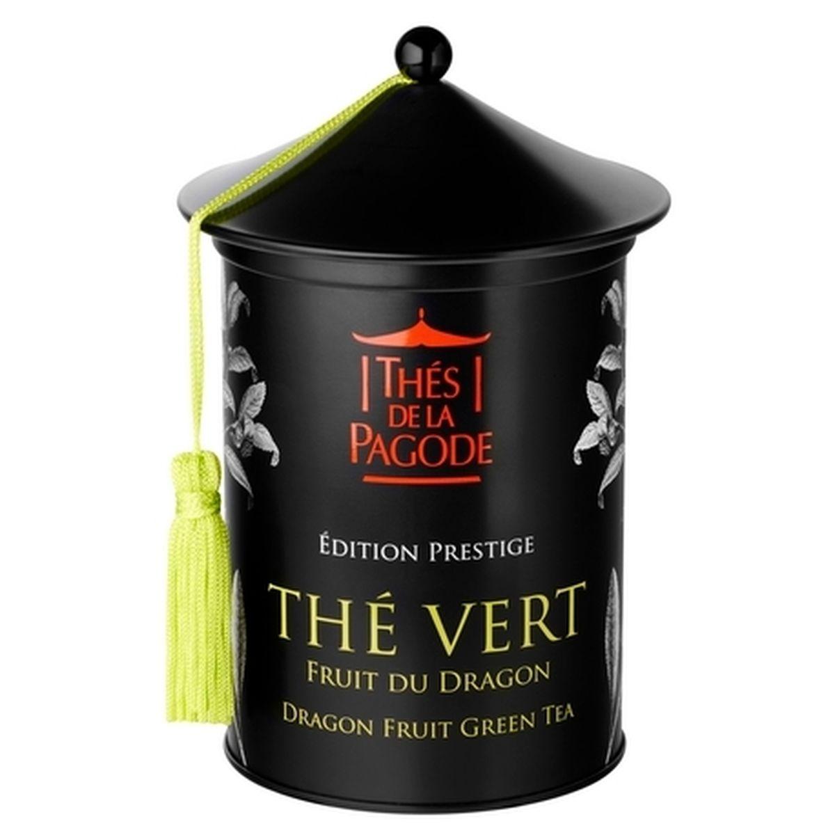 Thé vert fruit du dragon  bio édition prestige - Thés de la Pagode