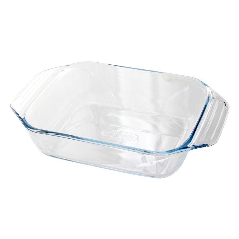 Plat à four en verre 27 x 17 cm - Pyrex