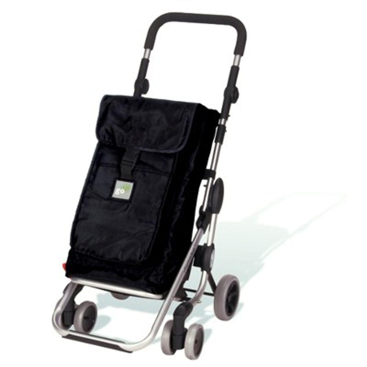 Chariot Go Up noir - Playmarket