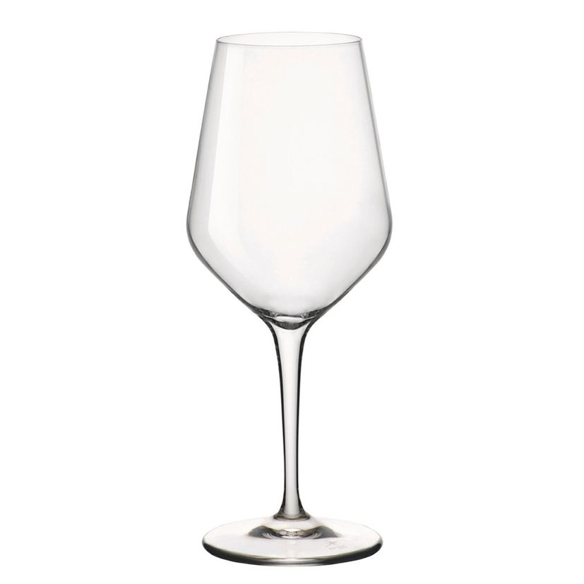 Set 6 Verres à Vin Medium 44cl Electra - Bormioli