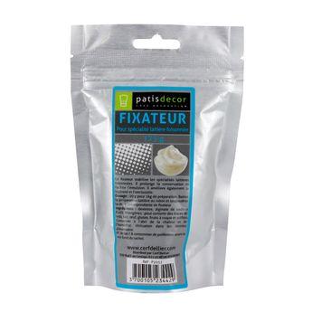 Fixateur pour crème chantilly - Patisdecor