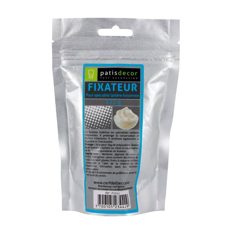 Fixateur pour crème chantilly 125g - Patisdecor