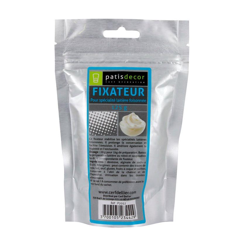 Fixateur pour crème chantilly 125gr - Patisdecor
